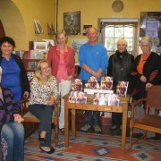 Book Launch in Hermanus Western Cape