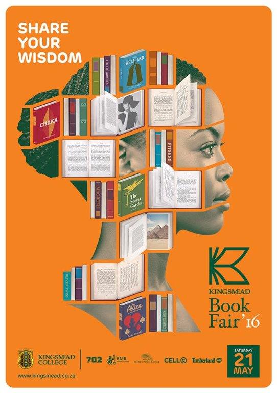 Bobby: Kingsmead Book Fair 21 May